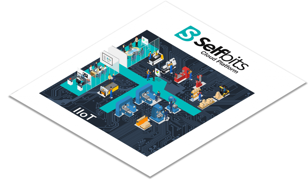 Selfbits Industrial Internet of Things and digitale Produktion auf Selfbits Cloud Plattformbasis