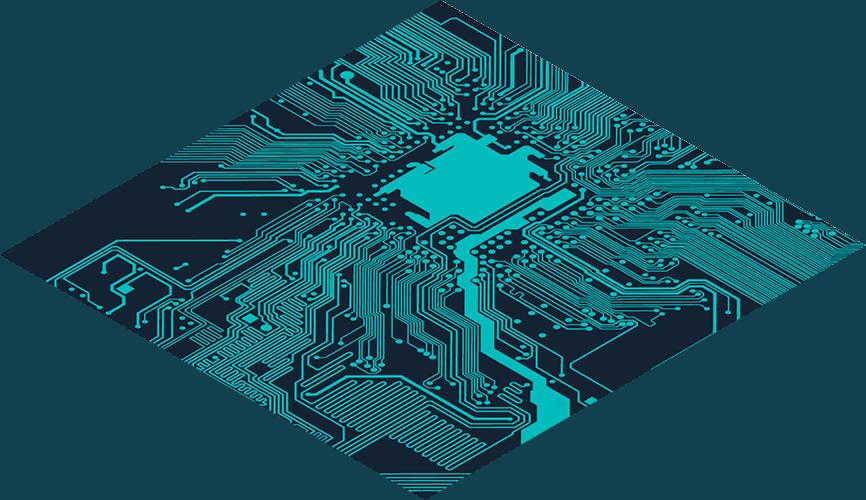 Industrial Internet of Things (IIot)-Layer als intelligente Vernetzungs-Grundlage (IKT) für die Fertigung