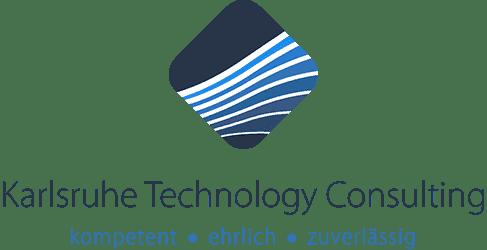 Logo Karlsruhe Technology Consulting - kompetent, ehrlich, zuverlässig
