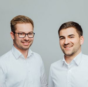 Unsere Gründer - Oliver Kuppler und Klaus Welle